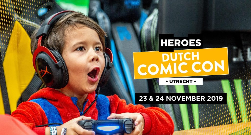 Dutch Comic Con 2019 - Fall Edition